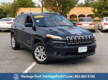 2016 Jeep Cherokee Latitude South Burlington VT