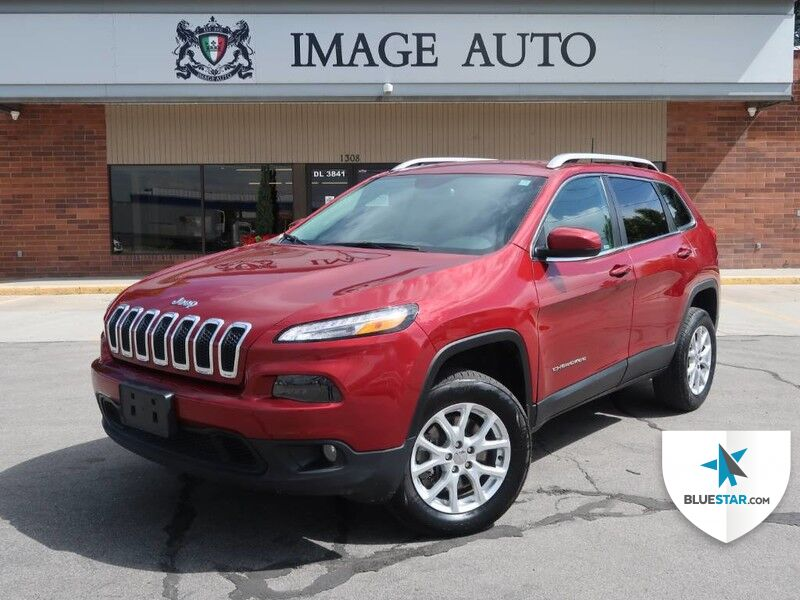 2016 Jeep Cherokee Latitude West Jordan UT