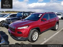 2016_Jeep_Cherokee_Latitude_ Wichita KS