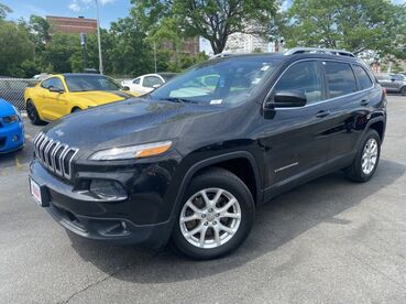 2016_Jeep_Cherokee_Latitude_ Worcester MA