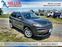 2016_Jeep_Cherokee_Latitude_ Martinsburg