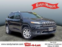 2016_Jeep_Cherokee_Limited_  NC