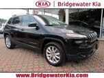 2016 Jeep Cherokee Limited 4WD, Keyless Enter-N-Go, Navigation System, Rear-View Camera, Touch Screen Audio Display, Bluetooth Technology, Heated Leather Seats, Panorama Sunroof, 18-Inch Alloy Wheels,