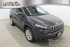2016_Jeep_Cherokee_Limited_ Bedford OH