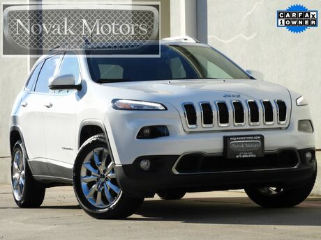 2016 Jeep Cherokee Limited Bedford TX