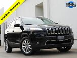 2016 Jeep Cherokee Limited