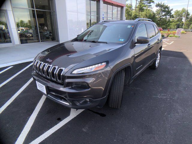 2016 Jeep Cherokee Limited Claremont NH