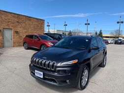 2016_Jeep_Cherokee_Limited_ Cleveland OH