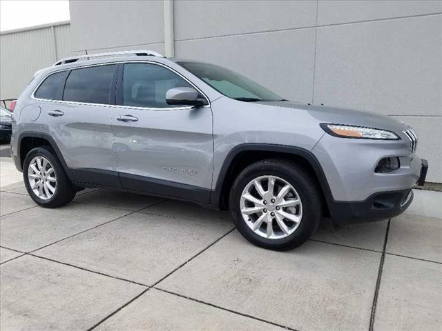 2016 Jeep Cherokee Limited Chattanooga TN