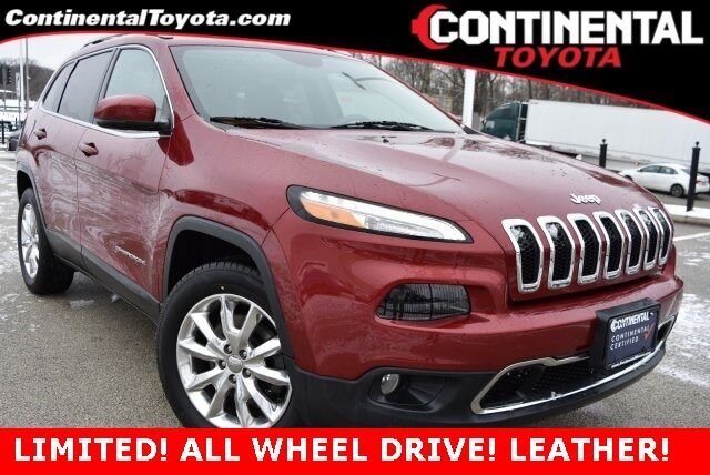 2016 Jeep Cherokee Limited Chicago IL
