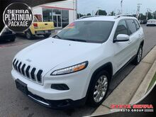 2016_Jeep_Cherokee_Limited_ Decatur AL