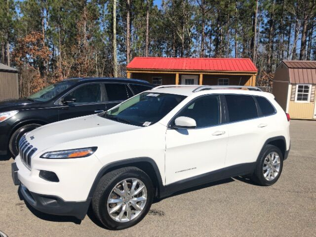 2016 Jeep Cherokee Limited FWD Gaston SC