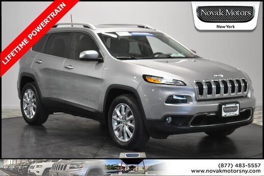 2016 Jeep Cherokee Limited Farmingdale NY