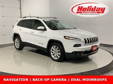 2016_Jeep_Cherokee_Limited_ Fond du Lac WI