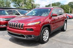 2016_Jeep_Cherokee_Limited_ Fort Wayne Auburn and Kendallville IN