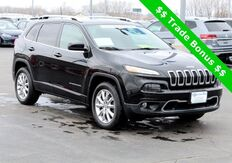 2016_Jeep_Cherokee_Limited_ Green Bay WI