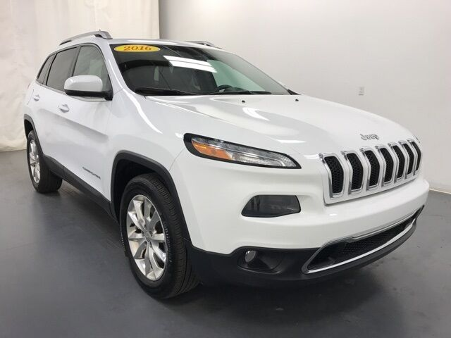2016 Jeep Cherokee Limited Holland MI