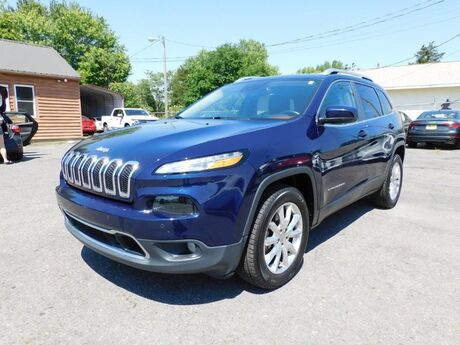 2016 Jeep Cherokee Limited Kernersville NC