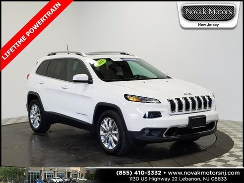 2016_Jeep_Cherokee_Limited_ Lebanon NJ