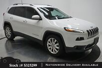 Jeep Cherokee Limited NAV,CAM,HTD STS,KEY-GO,18IN WHLS 2016