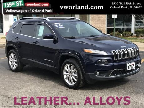 2016 Jeep Cherokee Limited Orland Park IL