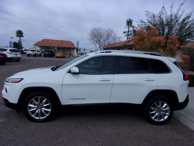 2016 Jeep Cherokee Limited (REDUCED) 1 OWNER Apache Junction AZ