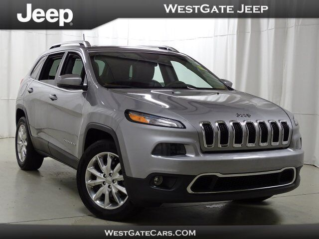 2016 Jeep Cherokee Limited Raleigh NC