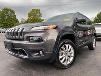 Jeep Cherokee Limited 2016