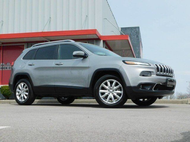 2016 Jeep Cherokee Limited Richmond KY
