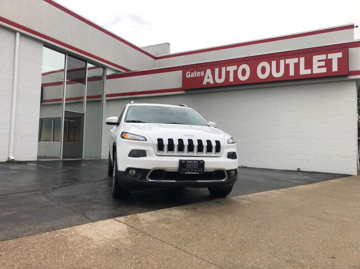 2016 Jeep Cherokee Limited Lexington KY