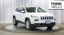 2016_Jeep_Cherokee_Limited_ Rocklin CA
