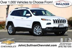 2016_Jeep_Cherokee_Limited_ Roseville CA