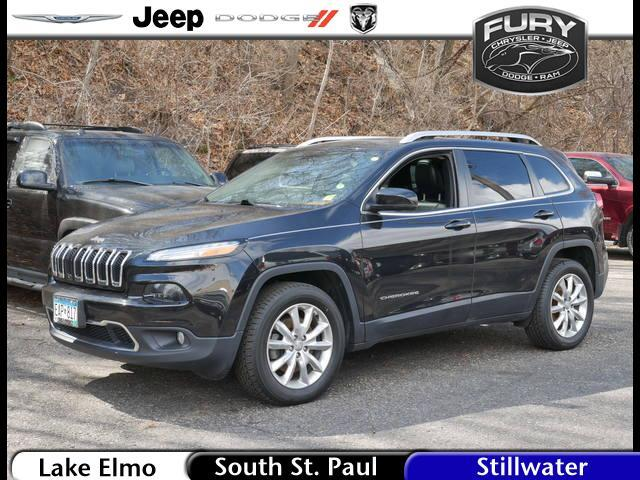 2016 Jeep Cherokee Limited St. Paul MN