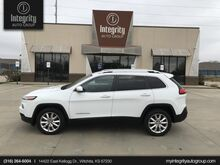2016_Jeep_Cherokee_Limited_ Wichita KS