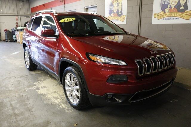 2016 Jeep Cherokee Limited Lake Wales FL