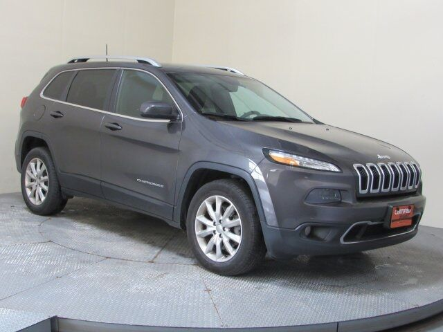 2016 Jeep Cherokee Limited Mansfield OH