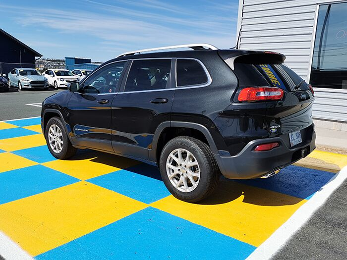 2016 Jeep Cherokee North Mount Pearl NL