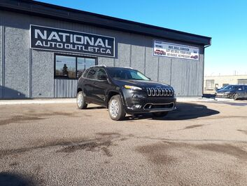 Jeep Cherokee Overland - ONE OWNER, CLEAN CARPROOF, FULLY LOADED Lethbridge AB