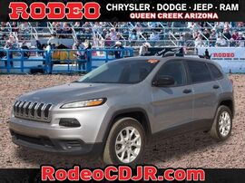 2016_Jeep_Cherokee_Sport_ Phoenix AZ