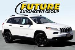 2016_Jeep_Cherokee_Sport_ Roseville CA
