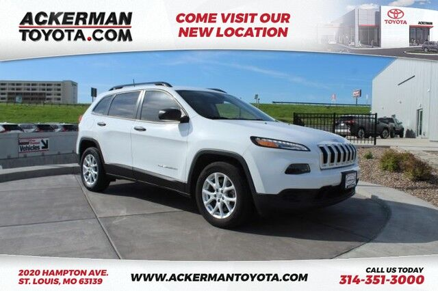 2016 Jeep Cherokee Sport St. Louis MO