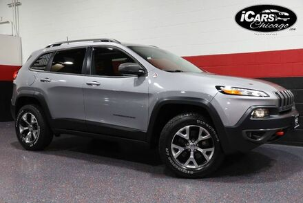 2016_Jeep_Cherokee_Trailhawk 3.2L V6 4dr Suv_ Chicago IL