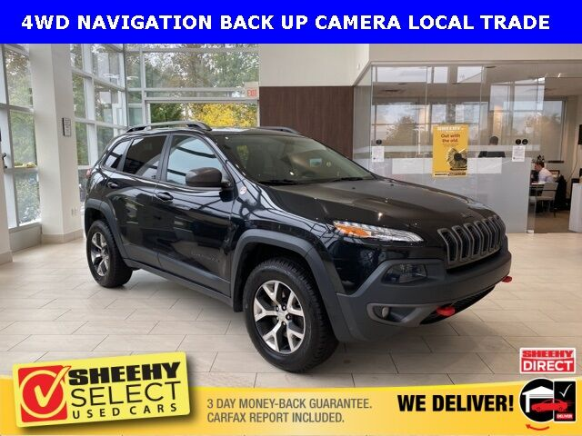 2016 Jeep Cherokee Trailhawk Chantilly VA