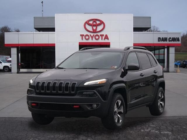 2016 Jeep Cherokee Trailhawk Whitehall WV