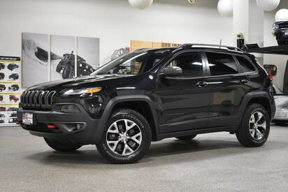 2016_Jeep_Cherokee_Trailhawk_ Boston MA