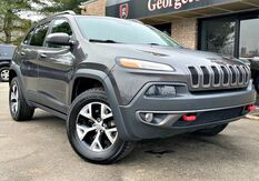 2016_Jeep_Cherokee_Trailhawk_ Georgetown KY