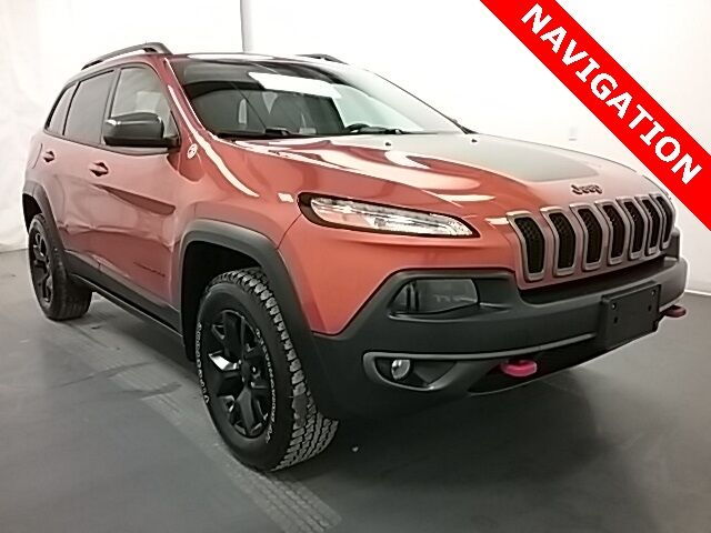 2016 Jeep Cherokee Trailhawk Holland MI