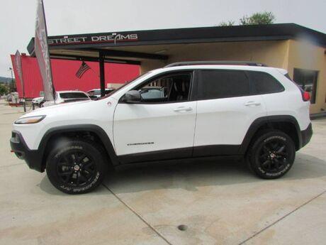 2016 Jeep Cherokee Trailhawk Prescott AZ