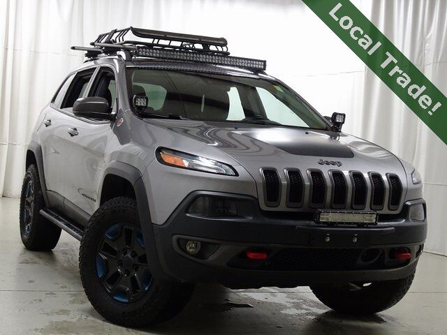 2016 Jeep Cherokee Trailhawk Raleigh NC