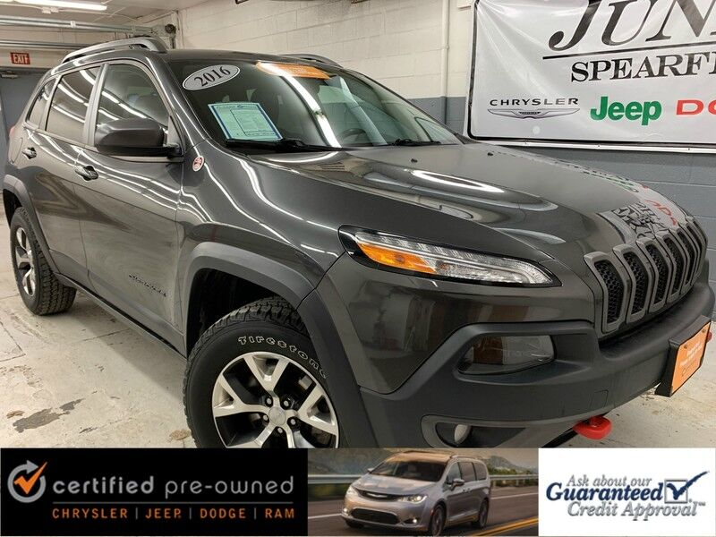 2016 Jeep Cherokee Trailhawk Spearfish SD